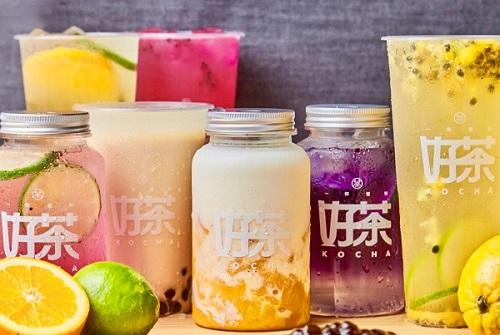 タピオカ 専門店「好茶」