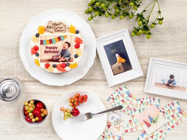 写真ケーキのshappie