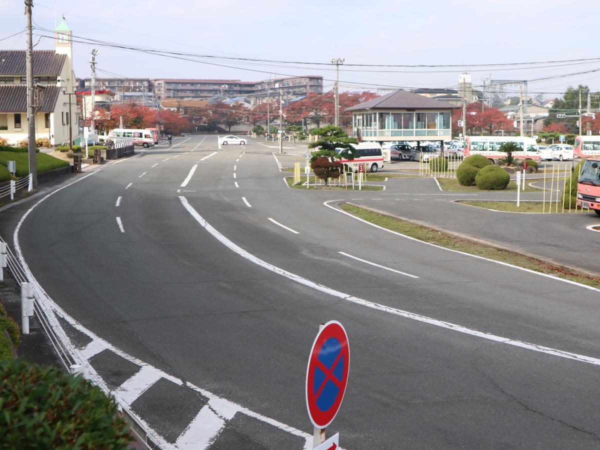自動車 教習所 交通 奈良